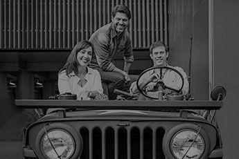 Jeep, Chrysler, Dogde e Ram: sejam bem-vindas