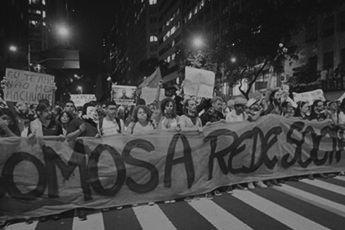 As manifestações no Brasil e a alienação no que fazemos.