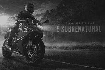 Campanha da F.biz mostra que dirigir uma moto Honda é coisa de outro mundo