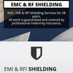 EMC Consultants Mobile Services Example Web Design