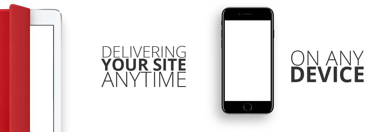 Optimised Web Site Design Services for Tablet and Mobile Devices