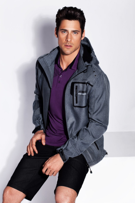 Blouson coquille