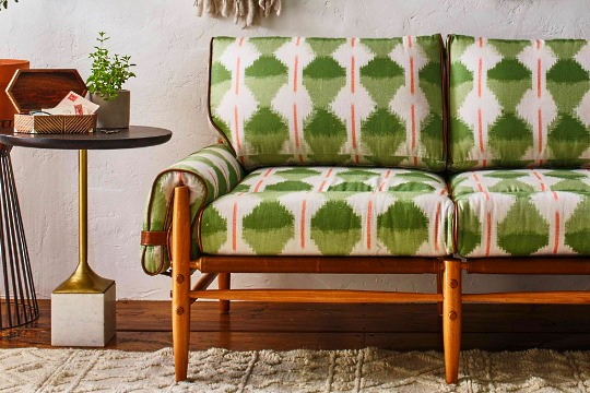 Beautiful sofas and chairs
