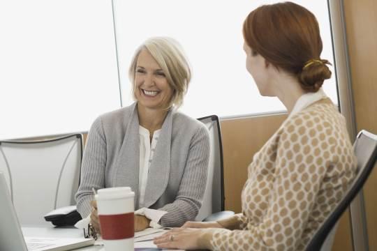 Business women America