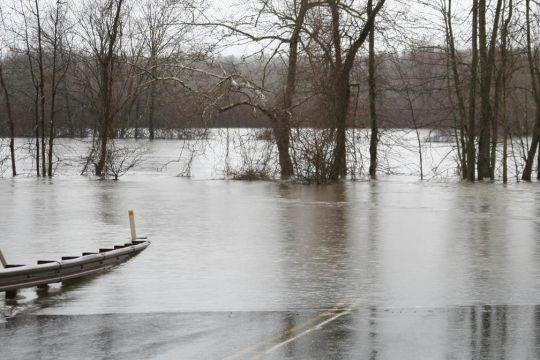 New York flash flood