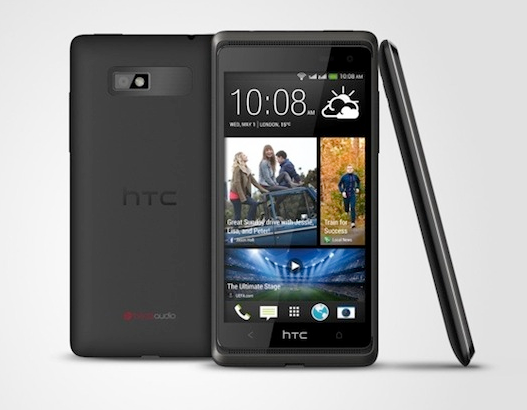 HTC Desire 600 with Quad Core Processor and Dual Sim Launched in India