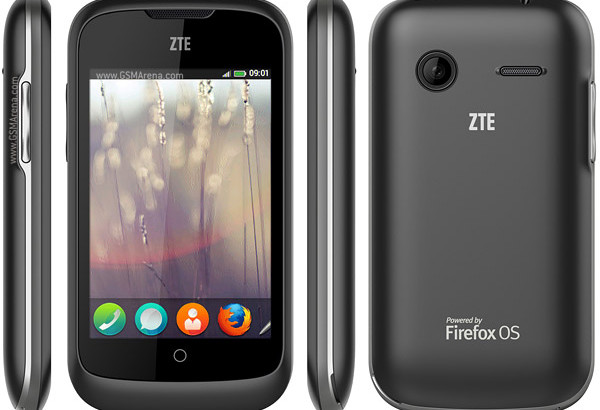 ZTE Open - Firefox OS Powered Smartphone Finally Hits Stores