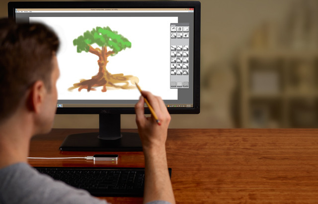 Leap Motion - Motion Detecting Device for Windows & Mac at $80