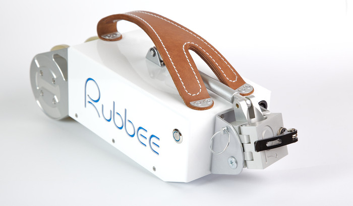The Rubbee Bicycle Conversion Kit