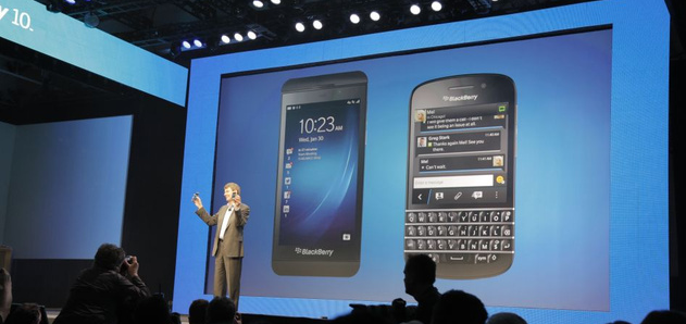 BlackBerry 10 and BlackBerry 7 OS: 5 Key Hardware Differences