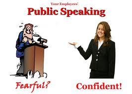 Public Speaking - An Art