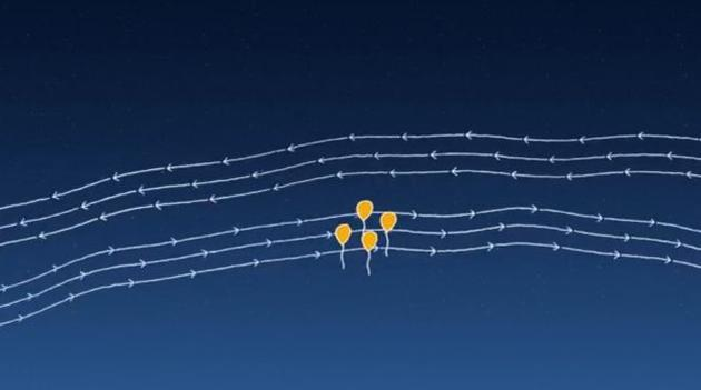 A Take on Google's Project Loon – Skynet