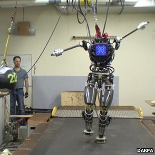 Atlas: Robot to Save Humans During Calamities