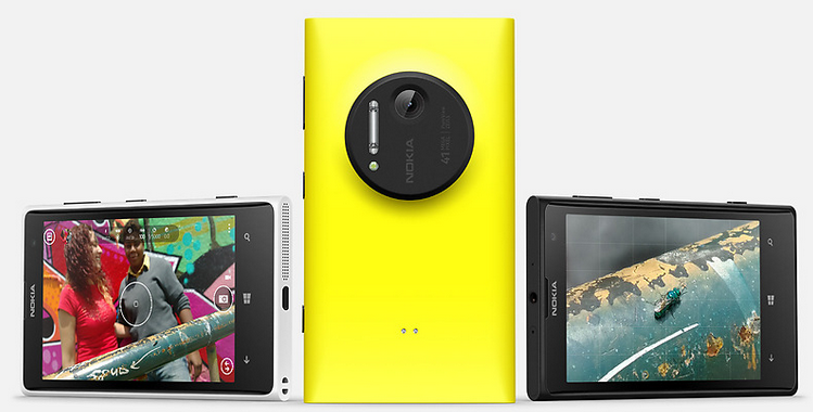 Nokia launched Lumia 1020 with Windows Phone 8 Flagship Boasting a 41MP Camera