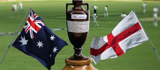 A View on The Ashes Cricket Series