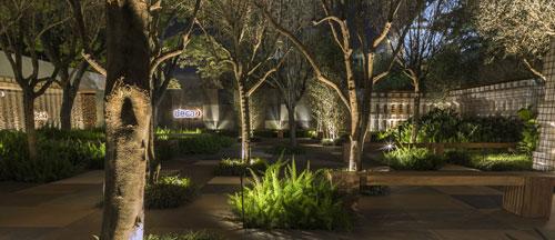 Iluminação externa valoriza e transforma ambientes