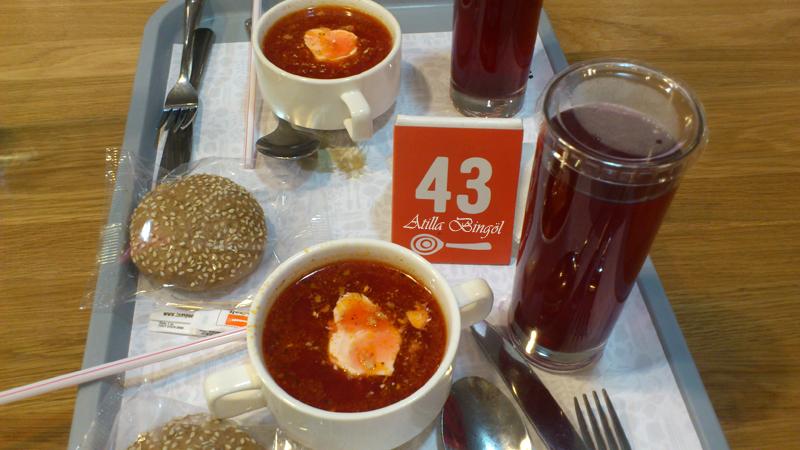 Teremok – Borç Çorbası