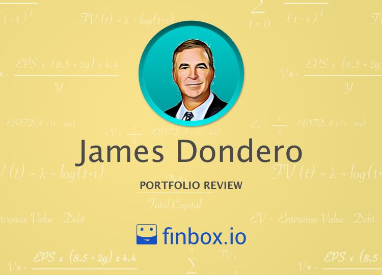7 Highest Yielding Dividend Stocks In James Dondero's Portfolio