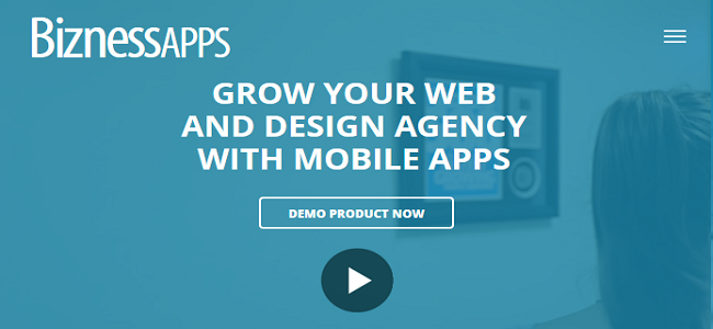 Create fascinating mobile applications for your business by using Bizness app maker.