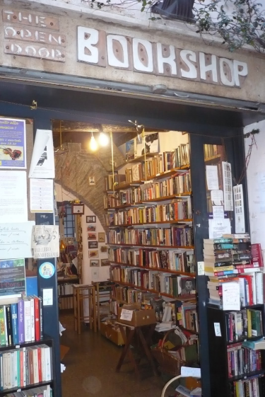 Independent bookstores and self-published authors are increasingly teaming up