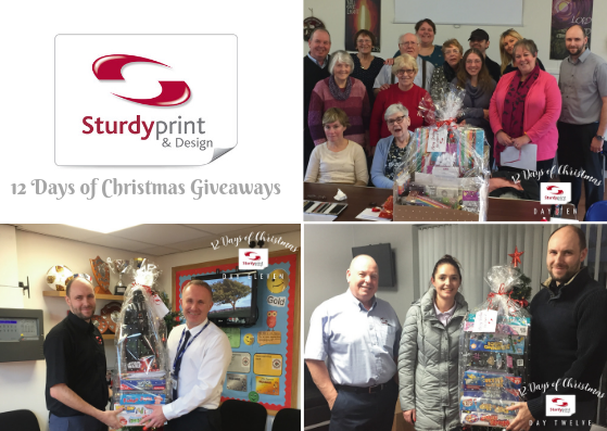 Days 10, 11 and 12 of Sturdy Print Christmas Giveaways