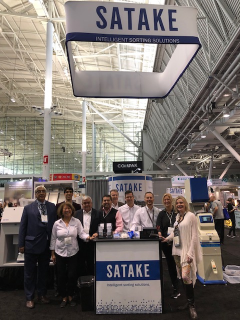 Satake Attends Coffee Expo, Boston April 2019