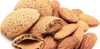 HEALTH BENEFITS OF ALMOND ( Badam )