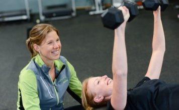 ladies gyms in Dubai