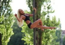 pole dancing classes in dubai