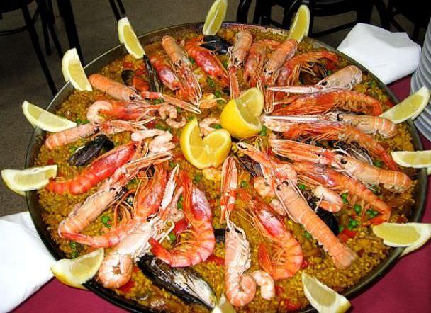 spanish restaurants in dubai