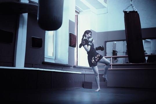 kickboxing classes in Mumbai