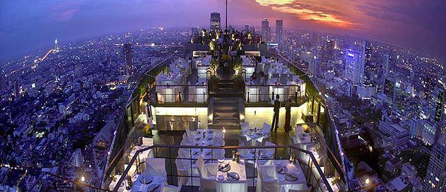 Rooftop restaurants in mumbai