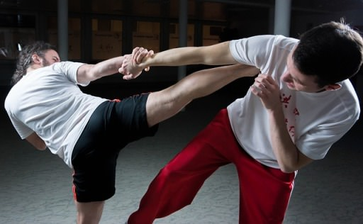 Martial arts classes in Chennai
