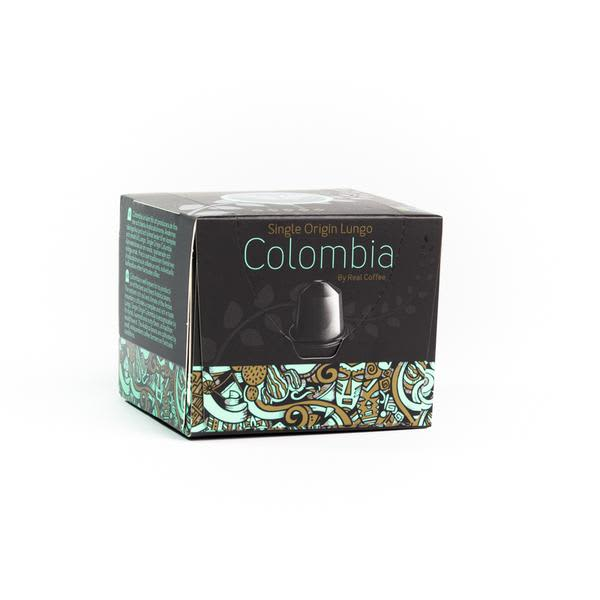 Single Origin Lungo Colombia Capsules