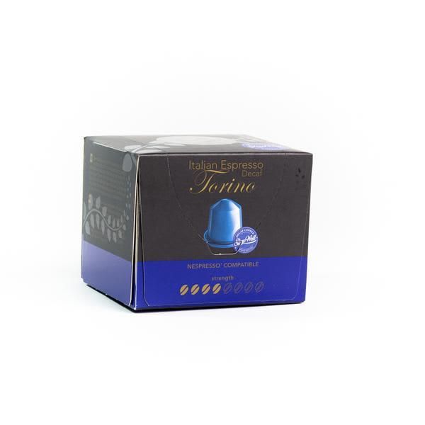 Espresso Torino Capsules - Decaf