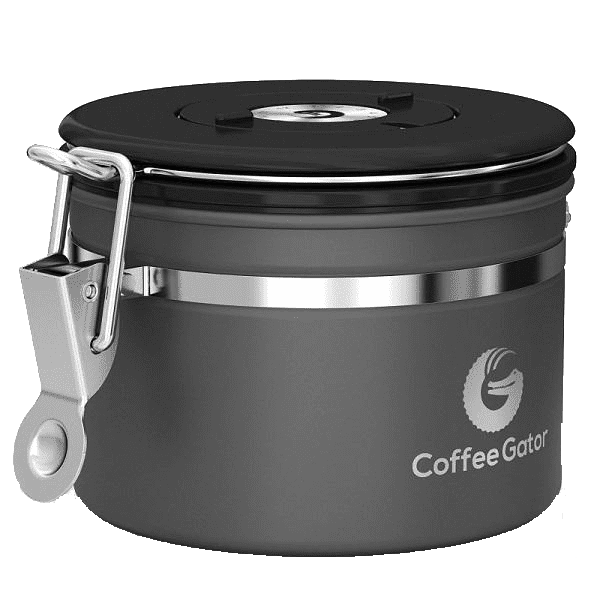 CoffeeGator Bean Canister