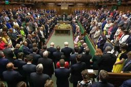 UK parliament hacked