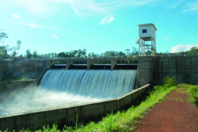 Laos hydropower