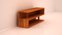 Opal TV Unit, FlatFurnish