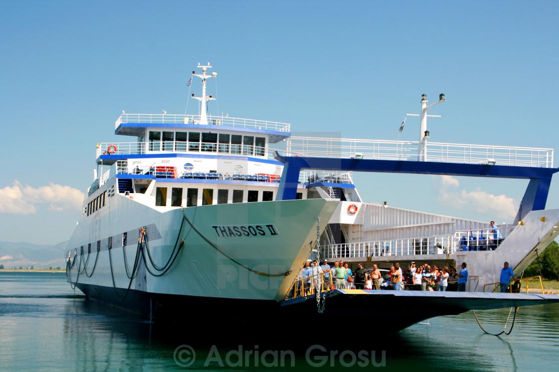 Island Sky Ferry
