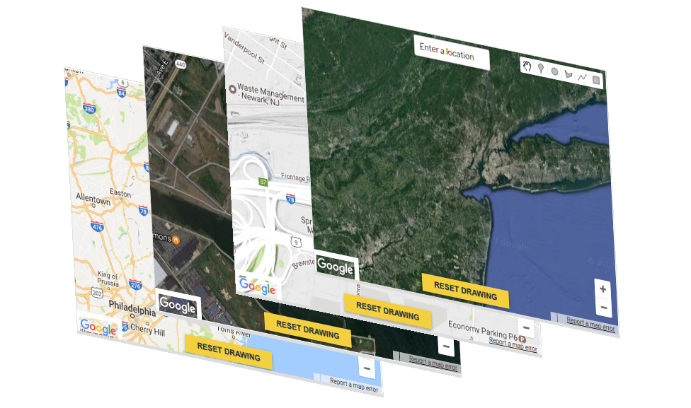 CF7 Google Maps Type