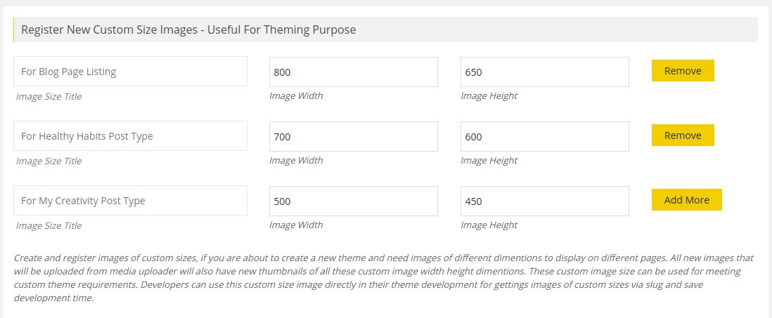 wordpress custom image size