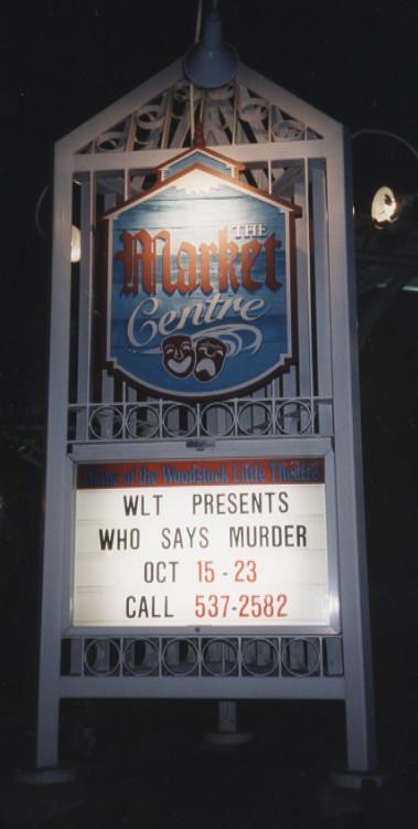 1999 Who Says Murder? murder 1