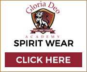 Gloria Deo Academy Spirit Wear