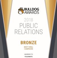 Bulldog Award 2018 - Best Viral Campaign