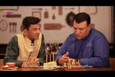Foodventures | Firangi Bhutta & Chicken Khurchan Taco