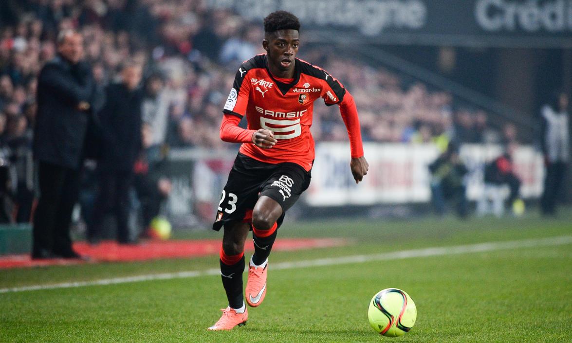 Borussia Dortmund signs wonderkid Ousmane Dembélé