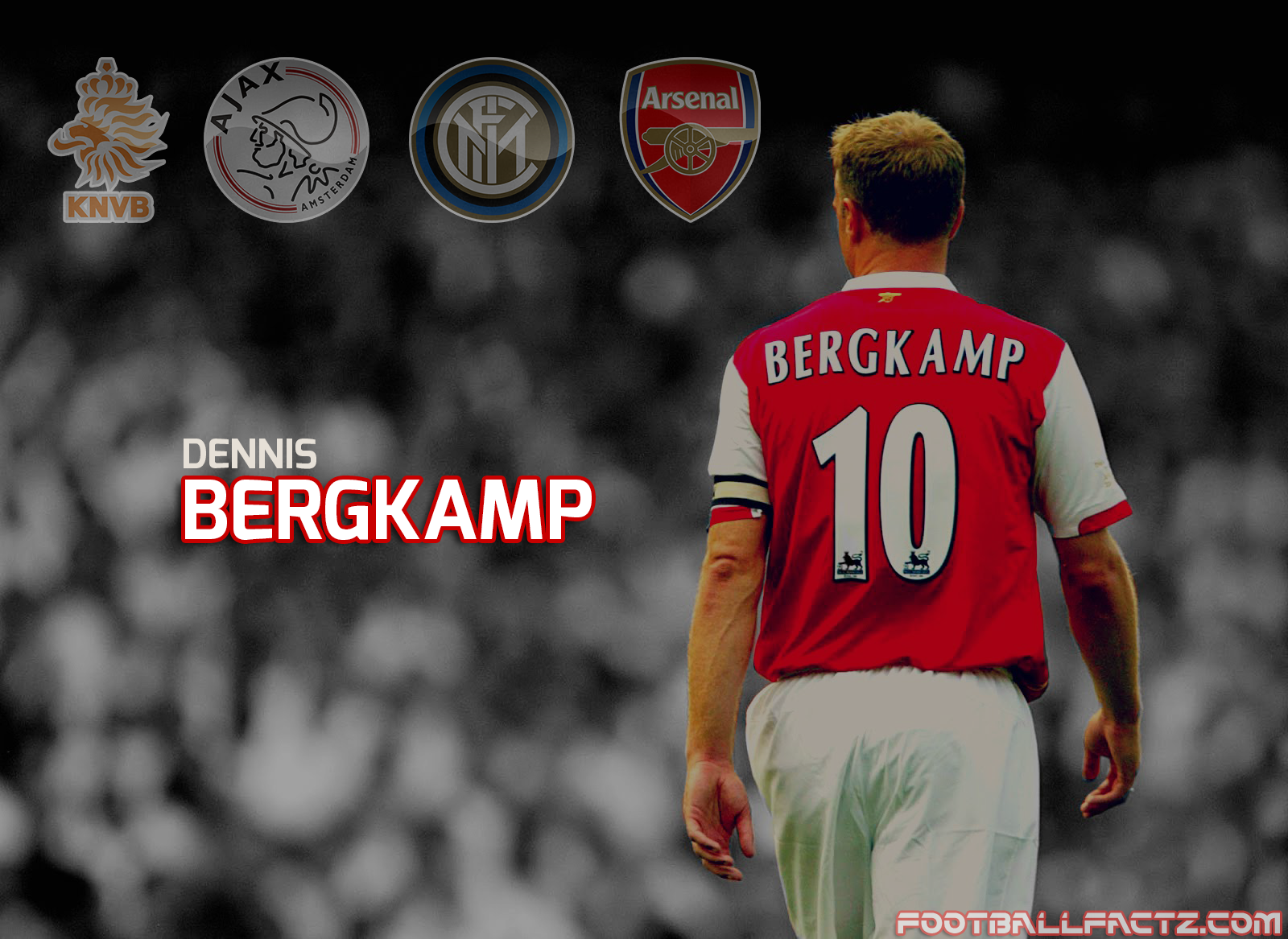 Dennis Bergkamp career