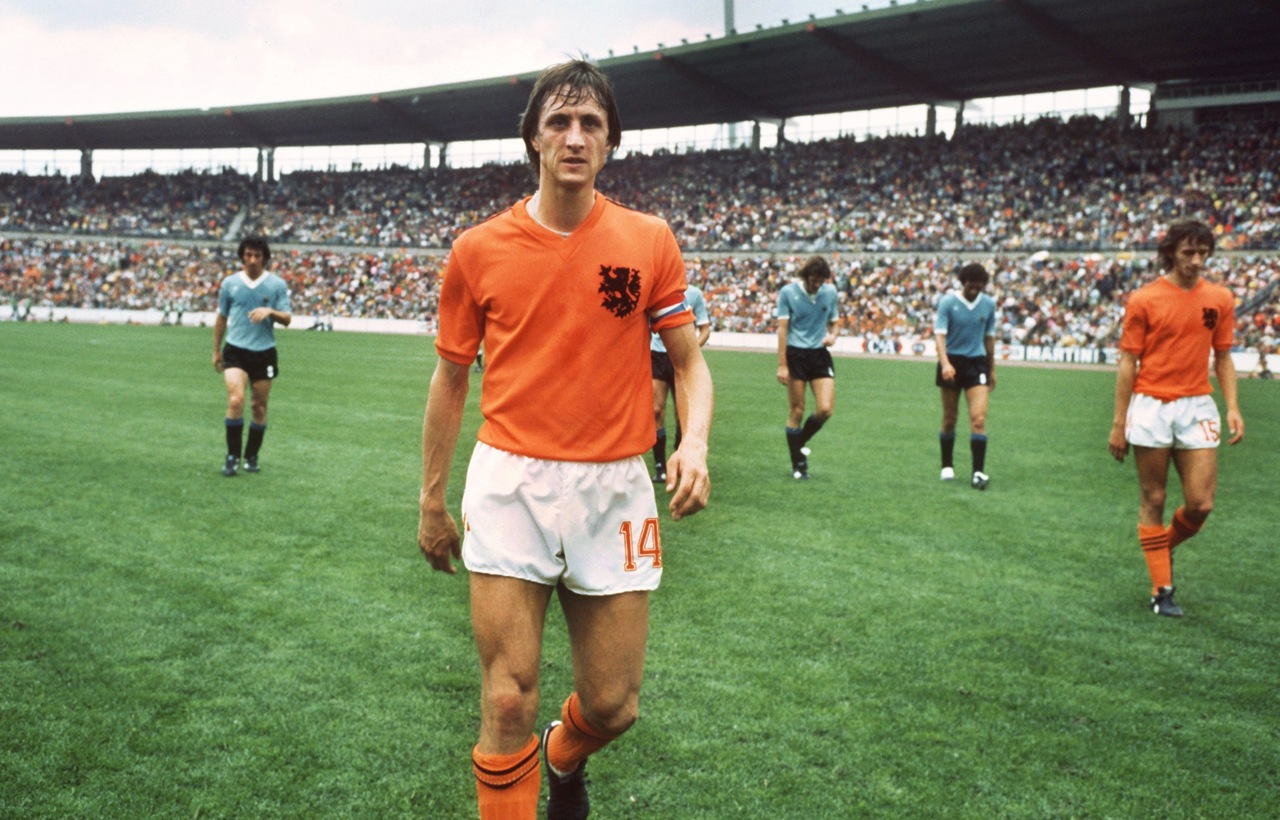 Johan Cruyff - Legend