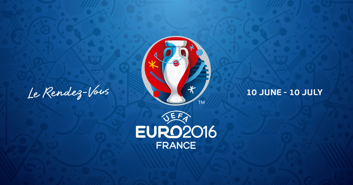 UEFA Euro 2016 groups, fixtures and results
